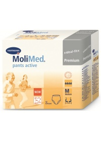 MoliMed Pants Active-Трусы впит M 12шт