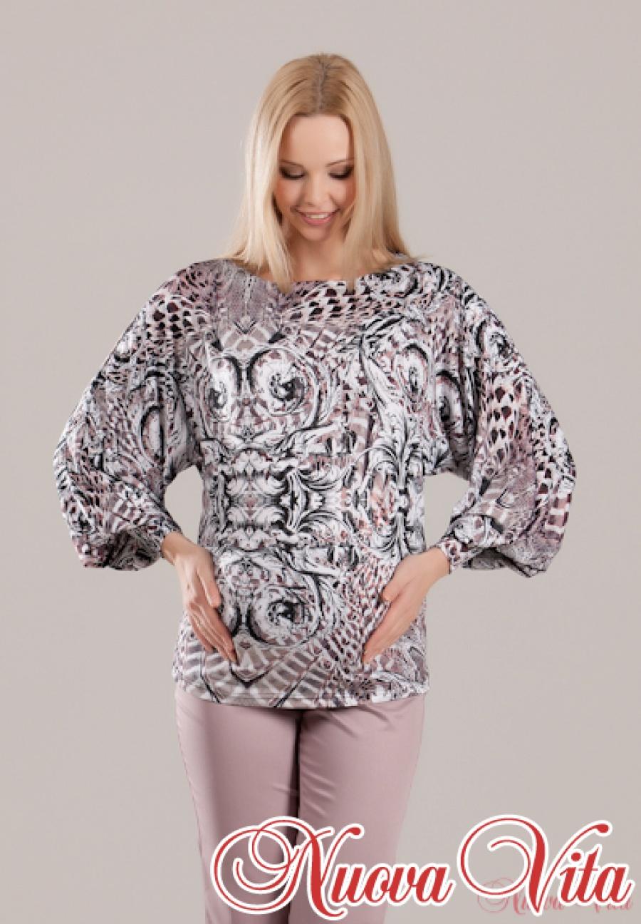 Блуза - одежда для беременных - Nuova Vita - Nuova Vita Оптовый ... 52168651261