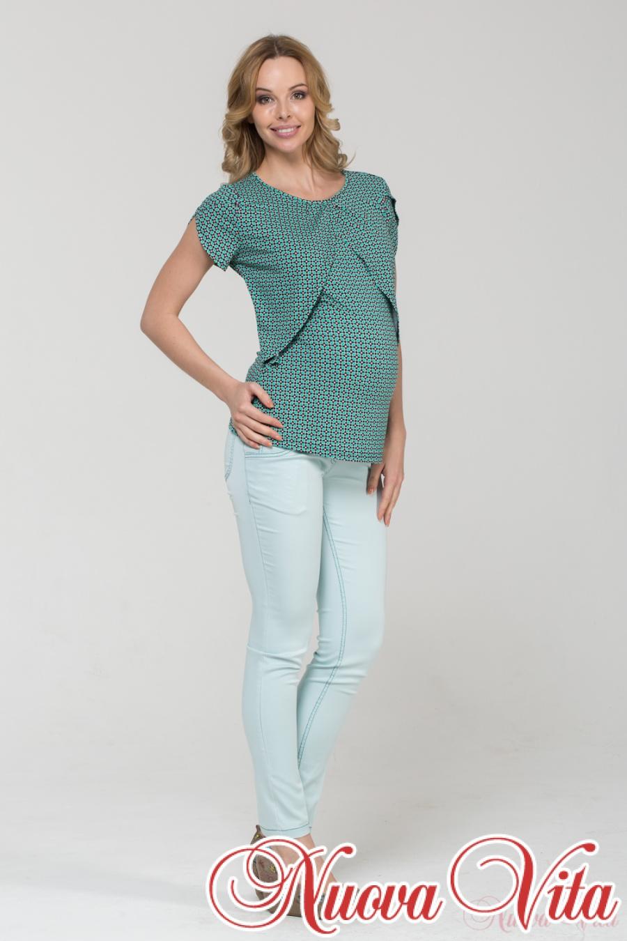 Блуза для беременных - Nuova Vita Оптовый интернет-магазин, одежда ... e2848c792d9